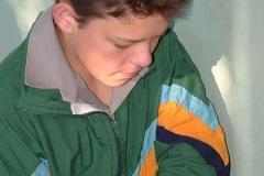 30 Seconds Kneeldown primary school boy